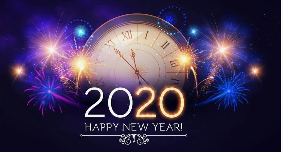 Queremos Desearles Un Próspero Año Nuevo