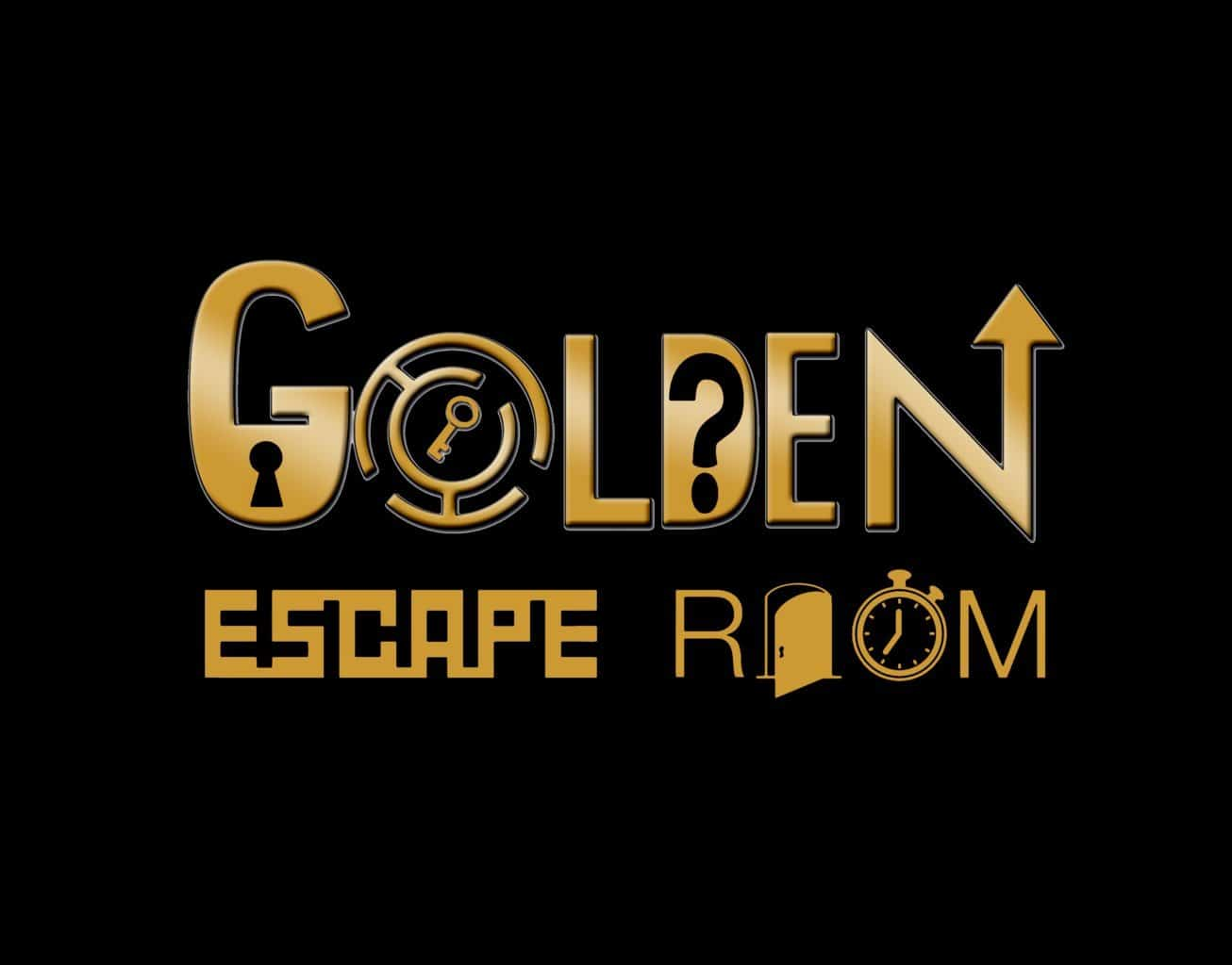 Logo Golden Escape Room Madrid