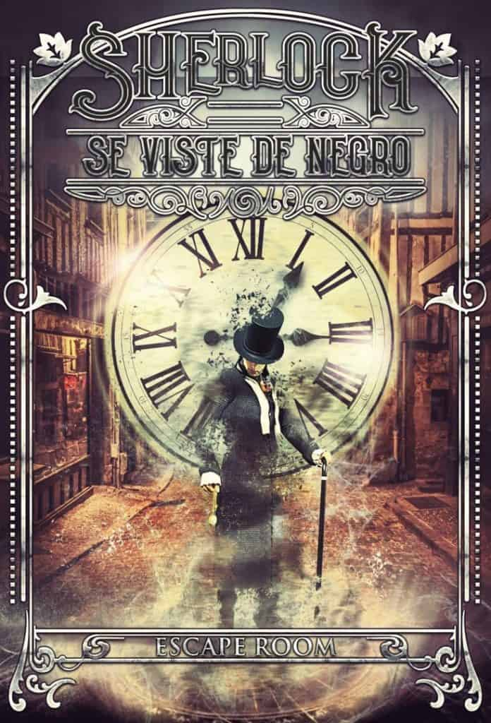 sherlock-se-viste-de-negro-escape-room