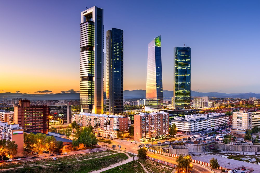 8 Formas De Entretenimiento En Madrid
